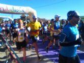 El atleta Bartolomé Sánchez Memé, del Club Atletismo Totana, participó en el II Trail encantado de Lugros (Granada)