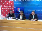 El Ayuntamiento de Molina de Segura firma un convenio de colaboración con la Fundación Carlos Soriano para plazas residenciales de emergencia social