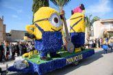 Abierto el plazo de inscripción para participar en el desfile de carrozas