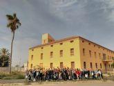 30 alumnos alemanes de intercambio en Torre Pacheco