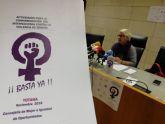 Comienza hoy en Totana el programa de actividades para conmemorar el 25-N, Día Internacional contra la Violencia de Género