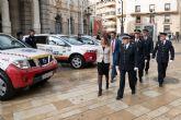 La figura de la mujer en la Policía Local protagoniza la celebración del día de su patrón, San Leandro