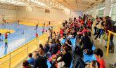 Tres oros torreños en la primera jornada del torneo regional interescuelas de bádminton