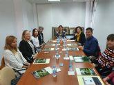 Responsables del proyecto europeo de desarrollo urbano sostenible URBACT visitan Molina de Segura