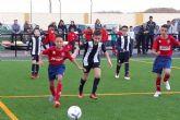 Publicados los horarios de la cuarta jornada de la Liga Comarcal de Fútbol Base de Cartagena