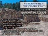 Ganar Totana propone reinvertir en La Bastida para que repercuta positivamente en Totana