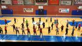 Más de 1.000 deportistas molinenses se suman al Flashmob propuesto por la Concejalía de Deporte y Salud del Ayuntamiento de Molina de Segura para felicitar la Navidad y el Año Nuevo 2017