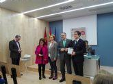 El Ayuntamiento de Molina de Segura recibe la copia digital de la documentación histórica correspondiente a los reinados de Doña Juana y Carlos I, dentro del Proyecto Carmesí