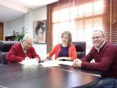 El Ayuntamiento de Molina de Segura firma un convenio de colaboración con la Asociación para un Envejecimiento Activo y Saludable