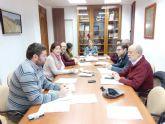 La Junta de Gobierno Local de Molina de Segura aprueba la adjudicación de los dos proyectos de mejora del Campo de Fútbol Sánchez Cánovas