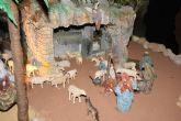 El belén monumental de Los Dormis estrena nueva sede en la capilla del Colegio Madre del Divino Pastor