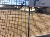 Autorizan al IES 'Prado Mayor' a usar el campo de entrenamiento adjunto al 'Juan Cayuela' para la práctica docente de Educación Física