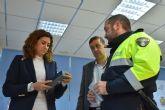 La Policía Local de Archena incorpora a su infraestructura el nuevo aparato del 'drogotest' para la detección de drogas
