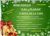 Campos del Río enciende su Navidad 2017 el próximo domingo