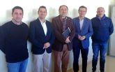 Encuentro de trabajo entre ASECOM y el grupo municipal de Ciudadanos en Molina de Segura