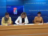 El Ayuntamiento de Molina de Segura y la Protectora de Animales de la localidad firman dos convenios para la protección de animales y el fomento de su adopción, y el control de colonias felinas