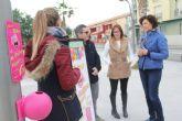 El Ayuntamiento instala papeleras para la recogida de chicles en espacios públicos