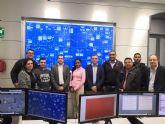 Aguas de Murcia muestra su tecnología a una Delegación de Panamá