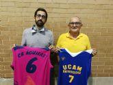 El UCAM Murcia CB y el CB Águilas apuestan por el baloncesto base