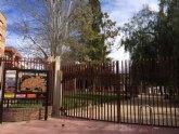 Se cierra el parque municipal 'Marcos Ortiz' este viernes para evitar accidentes como consecuencia de los efectos del fuerte viento