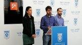 Ciudadanos San Javier exige inversiones en los colegios del municipio