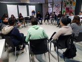 El Grupo Motor Juvenil avanza en el presupuesto Participativo Joven de Torre Pacheco