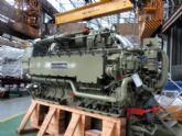 Navantia realizará el mantenimiento de los motores diésel de la Central Nuclear de Trillo durante los próximos diez años