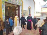 Mons. Chico acude a El Esparragal de visita pastoral