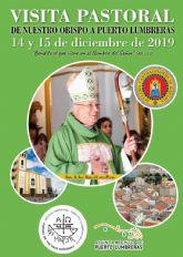 Puerto Lumbreras y Henares, destinos de la visita pastoral del Obispo de la Diócesis de Cartagena este fin de semana