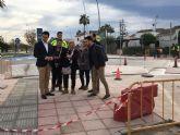 La avenida que une San Javier y Santiago de la Ribera mejora en accesibilidad con un proyecto integral