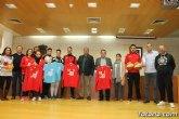 Las bases de los clubes de fútbol y fútbol-sala de Totana promocionan en sus prendas deportivas el yacimiento de La Bastida