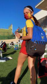 El UCAM Atletismo Cartagena retoma la competición Nacional y Regional