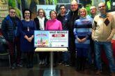 Juana Reales gana los 4.000 euros de la campaña de Navidad del Área Comercial Las Torres