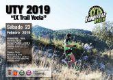 El 23 de febrero, el Trail vuelve a mirar a Yecla