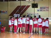 Magnífica actuación de los infantiles, cadetes y juvenil en la Final Local de Fútbol Sala en Torre Pacheco