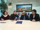 El Ayuntamiento de Torre Pacheco y la Coral Ars Antiqua, firman un convenio de colaboración