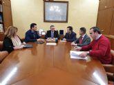 CHS y Ayuntamiento de San Javier estudian medidas para hacer frente a las inundaciones