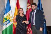 La alcaldesa de San Pedro del Pinatar pide la implicación de todas las administraciones en la recuperación del Mar Menor