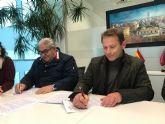 El Ayuntamiento de Torre Pacheco y la Asociación Amigos de la Música de Torre Pacheco firman un nuevo convenio de colaboración.