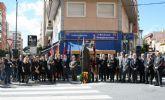 Homenaje al Nazareno en Alcantarilla, organizados por la Junta de Hermandades y Cofradías
