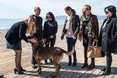 Mazarrón se suma al proyecto escan que emplea perros adiestrados para la protección y atención psicológica de víctimas de violencia de género