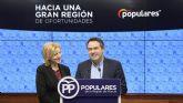 Buendía: 'El PP apuesta por una Región de futuro con políticas centradas en las familias'