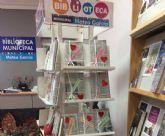 La Biblioteca Municipal 'Mateo Garc�a' celebra San Valent�n promoviendo 'citas a ciegas' entre lectores y libros