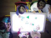 El Ayuntamiento de Molina de Segura invierte 20.780,40 euros en dotar de aulas sensoriales a las escuelas infantiles La Inmaculada, Consolación y Cañada de las Eras