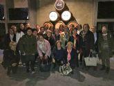 La asociación de mujeres Isabel González, de visita enoturística en Jumilla