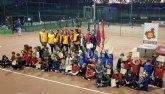 Fin de semana intenso en el Club de Tenis Totana