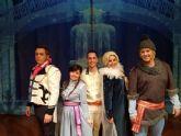 El musical TRIBUTO A FROZEN llega al Teatro Villa de Molina el sábado 16 de febrero