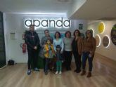 Ayuntamiento y APANDA establecen líneas de actuación en Torre Pacheco