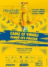 Zambú CFS Pinatar viaja a Cádiz en busca de 'Victoria'