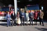 Inaugurado el parque de bomberos Alhama-Totana tras su remodelación